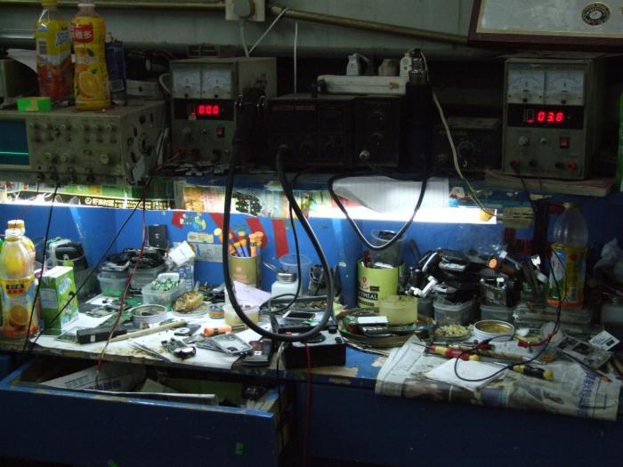 repairing-phones-china