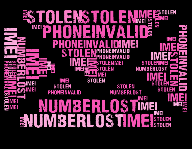 about fixing imei number